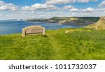 Stone Bench At The South West...