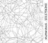 abstract seamless pattern.... | Shutterstock .eps vector #1011756343