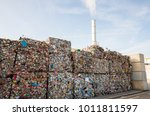 waste to energy or energy from... | Shutterstock . vector #1011811597
