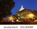 Mississippi Capital - stock photo