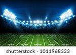 american football arena field...   Shutterstock .eps vector #1011968323
