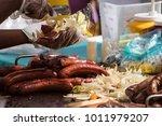atlanta  ga  usa   october 21 ... | Shutterstock . vector #1011979207