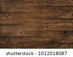the brown wood texture with... | Shutterstock . vector #1012018087