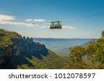 katoomba  australia   jan 28... | Shutterstock . vector #1012078597