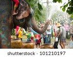Ayuttaya  Thailand   April 14 ...