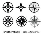 collection of logos of the... | Shutterstock .eps vector #1012207843