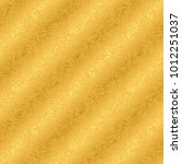 golden shiny background with... | Shutterstock . vector #1012251037