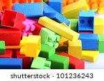 block building | Shutterstock . vector #101236243