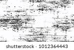 dots and spots of halftone... | Shutterstock .eps vector #1012364443