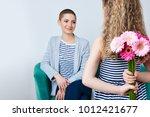 happy mother's day  women's day ... | Shutterstock . vector #1012421677