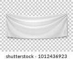 blank horizontal banner ... | Shutterstock .eps vector #1012436923
