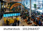 amsterdam schiphol  netherlands ...   Shutterstock . vector #1012466437