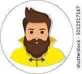 fisherman sailor  seaman man...   Shutterstock . vector #1012517167