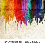 Image From Color And Texture...