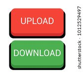 download and upload buttons in...