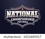 modern professional american... | Shutterstock .eps vector #1012605517