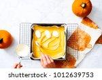overhead of in process step... | Shutterstock . vector #1012639753