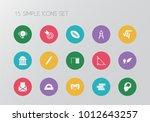 set of 15 editable teach icons. ...