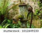 Vintage Rusty Water Fountain...