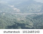 Small photo of Top View at Doi Pha Tang in Chiangrai Province, Thailand.