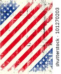 usa texture background.... | Shutterstock .eps vector #101270203