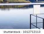 a clam lake with much copyspace ... | Shutterstock . vector #1012712113