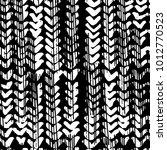 indigo vector tie dye seamless... | Shutterstock .eps vector #1012770523