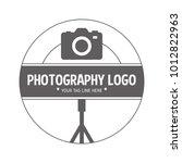 photography logo. best... | Shutterstock .eps vector #1012822963