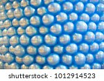 balloons are arranged in large... | Shutterstock . vector #1012914523