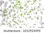 light green vector template...   Shutterstock .eps vector #1012923493