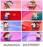cartoon illustration of...   Shutterstock .eps vector #1012950007