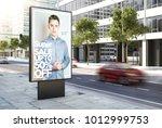 3d rendering fashion...   Shutterstock . vector #1012999753