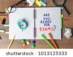 notebook with question are you