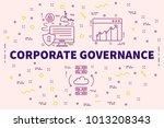 conceptual business... | Shutterstock . vector #1013208343