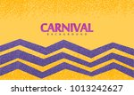 carnival title with colorful... | Shutterstock .eps vector #1013242627