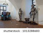 nesvizh  belarus   august 27 ... | Shutterstock . vector #1013288683