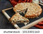 assorted homemade rustic...   Shutterstock . vector #1013301163
