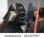 Постер, плакат: Darth Vader Star Wars