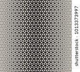 vector seamless pattern. modern ... | Shutterstock .eps vector #1013373997