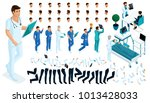 isometric constructor of the... | Shutterstock .eps vector #1013428033
