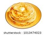 Pancakes Or Russian Blintzes O...