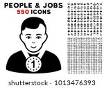 champion pictograph with 550... | Shutterstock .eps vector #1013476393
