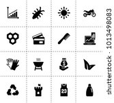 concept icons. vector... | Shutterstock .eps vector #1013498083