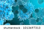 antibiotic resistant disease... | Shutterstock . vector #1013697313