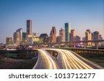 Houston Texas Usa Downtown City - Fine Art prints