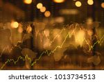 finance investment concept. up...   Shutterstock . vector #1013734513