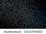 dark black vector abstract... | Shutterstock .eps vector #1013744503