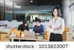 small business entrepreneur sme ... | Shutterstock . vector #1013823007