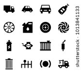 origami style icon set   car... | Shutterstock .eps vector #1013841133