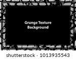 border frame grunge texture... | Shutterstock .eps vector #1013935543